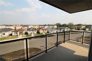 Photo 20: 315 70 Philip Lee Drive in Winnipeg: Crocus Meadows Condominium for sale (3K)  : MLS®# 202008496