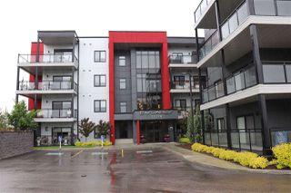 Main Photo: 428 11074 ELLERSLIE Road in Edmonton: Zone 55 Condo for sale : MLS®# E4201085