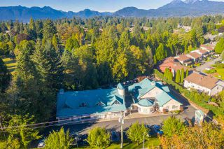 Main Photo: 21409 LOUGHEED Highway in Maple Ridge: East Central Office for sale : MLS®# C8034546