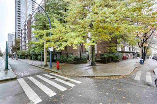 "Photo 21: 707 950 DRAKE Street in Vancouver: Downtown VW Condo for sale in ""ANCHOR POINT 2"" (Vancouver West)  : MLS®# R2512201"