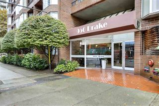 "Photo 20: 707 950 DRAKE Street in Vancouver: Downtown VW Condo for sale in ""ANCHOR POINT 2"" (Vancouver West)  : MLS®# R2512201"