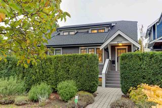 Photo 1: 2523 W 5TH Avenue in Vancouver: Kitsilano 1/2 Duplex for sale (Vancouver West)  : MLS®# R2512857