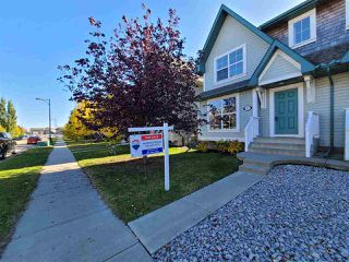 Photo 3: 21203 60 Avenue in Edmonton: Zone 58 House Half Duplex for sale : MLS®# E4219860