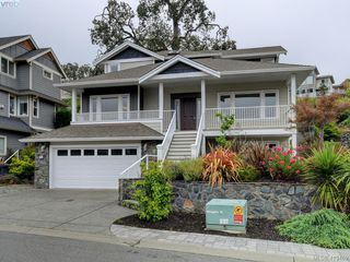 Photo 1: 821 Rainbow Crescent in VICTORIA: SE High Quadra Single Family Detached for sale (Saanich East)  : MLS®# 413469