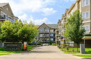 Photo 1: 448 10121 80 Avenue in Edmonton: Zone 17 Condo for sale : MLS®# E4166100