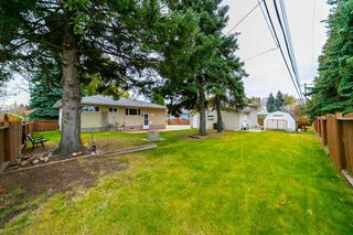 Photo 29: 18 Sonora Drive: St. Albert House for sale : MLS®# E4177449