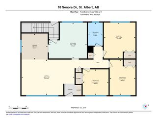 Photo 31: 18 Sonora Drive: St. Albert House for sale : MLS®# E4177449