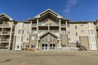 Main Photo: 313 612 111 Street in Edmonton: Zone 55 Condo for sale : MLS®# E4177547