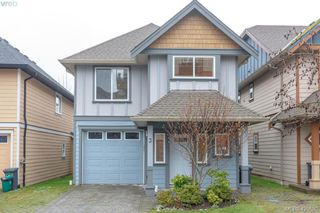 Photo 1: 3 2216 Sooke Road in VICTORIA: Co Hatley Park Row/Townhouse for sale (Colwood)  : MLS®# 420880