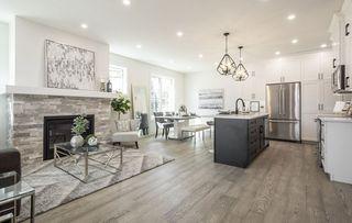 Photo 4: 10988 74 Avenue in Edmonton: Zone 15 House Half Duplex for sale : MLS®# E4194651