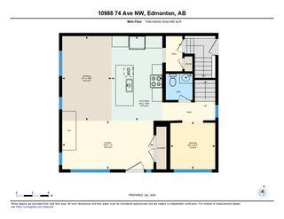 Photo 46: 10988 74 Avenue in Edmonton: Zone 15 House Half Duplex for sale : MLS®# E4194651