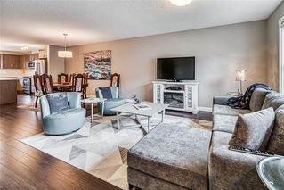 Photo 3: 123 BAYSPRINGS Terrace SW: Airdrie Row/Townhouse for sale : MLS®# C4297144