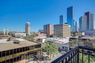 Photo 1: 506 10606 102 Avenue in Edmonton: Zone 12 Condo for sale : MLS®# E4212995