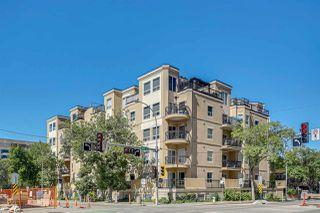 Photo 2: 506 10606 102 Avenue in Edmonton: Zone 12 Condo for sale : MLS®# E4212995