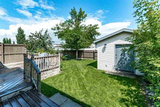 Photo 25: 12 DANIELS Way: Sherwood Park House for sale : MLS®# E4165525