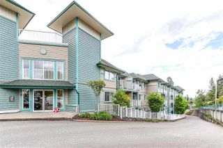 "Main Photo: 206 33960 OLD YALE Road in Abbotsford: Central Abbotsford Condo for sale in ""OLD YALE HEIGHTS"" : MLS®# R2412157"