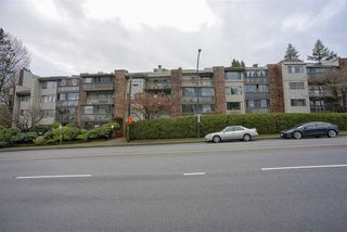 """Photo 1: 204 13316 OLD YALE Road in Surrey: Whalley Condo for sale in """"YALE HOUSE"""" (North Surrey)  : MLS®# R2431900"""