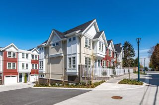 """Photo 1: 2124 SPRING Street in Port Moody: Port Moody Centre Townhouse for sale in """"Edgestone by Bold"""" : MLS®# R2439512"""
