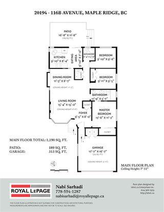 Photo 30: 20194 116B Avenue in Maple Ridge: Southwest Maple Ridge House for sale : MLS®# R2499112