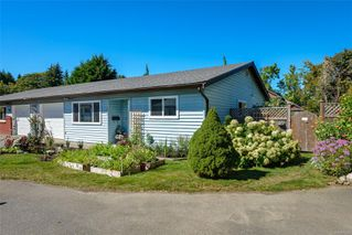 Photo 1: F 1670 Piercy Ave in : CV Courtenay City Row/Townhouse for sale (Comox Valley)  : MLS®# 856163