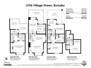 "Photo 40: 6756 VILLAGE Green in Burnaby: Highgate Townhouse for sale in ""ROCKFILL"" (Burnaby South)  : MLS®# R2527102"