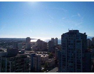 """Main Photo: 2802 1238 RICHARDS ST in Vancouver: Downtown VW Condo for sale in """"METROPOLIS"""" (Vancouver West)  : MLS®# V568468"""
