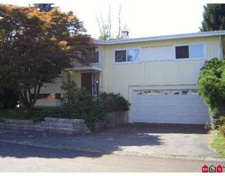Photo 1: 11025 SWAN in Surrey: Bolivar Heights House for sale (North Surrey)  : MLS®# F2618337