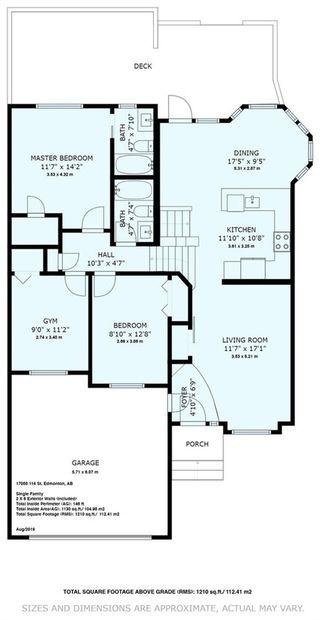 Photo 29: 17088 114 Street in Edmonton: Zone 27 House for sale : MLS®# E4169370