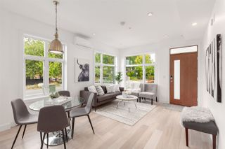 """Photo 5: TH4 703 VICTORIA Drive in Vancouver: Hastings Townhouse for sale in """"Monogram"""" (Vancouver East)  : MLS®# R2412810"""