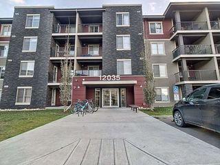 Photo 2: 108 12035 22 Avenue in Edmonton: Zone 55 Condo for sale : MLS®# E4178343
