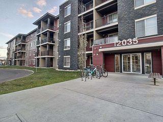 Photo 1: 108 12035 22 Avenue in Edmonton: Zone 55 Condo for sale : MLS®# E4178343