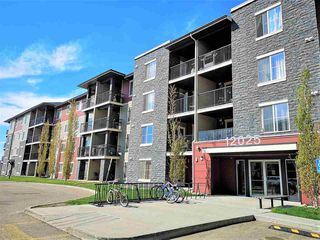 Photo 1: 217 12025 22 Avenue SW in Edmonton: Zone 55 Condo for sale : MLS®# E4199486
