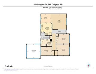 Photo 31: 108 Langton Drive SW in Calgary: North Glenmore Park Detached for sale : MLS®# A1009701