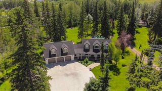 Photo 1: 27329 TWP RD 534: Rural Parkland County House for sale : MLS®# E4206847