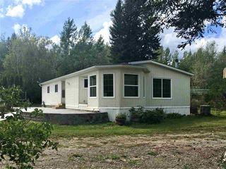 Main Photo: 2404 N VERNON Road in Quesnel: Bouchie Lake Manufactured Home for sale (Quesnel (Zone 28))  : MLS®# R2492081