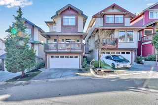 "Main Photo: 29 2287 ARGUE Street in Port Coquitlam: Citadel PQ Townhouse for sale in ""CITADEL LANDING"" : MLS®# R2529722"