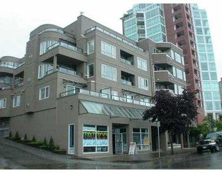 "Photo 1: 403 118 E 2ND ST in North Vancouver: Lower Lonsdale Condo for sale in ""THE EVERGREEN"" : MLS®# V546660"