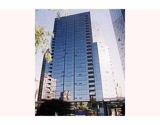 """Photo 1: 401 1050 BURRARD ST in Vancouver: Downtown VW Condo for sale in """"WALL CENTRE"""" (Vancouver West)  : MLS®# V549314"""