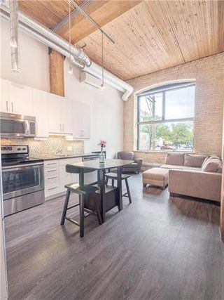 Photo 2: 113 132 James Avenue in Winnipeg: Exchange District Condominium for sale (9A)  : MLS®# 1925167
