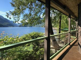 "Main Photo: 31 JOHNSON Bay in North Vancouver: Indian Arm House for sale in ""Johnson Bay"" : MLS®# R2430014"