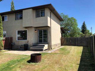 Photo 33: 15304 121 Street in Edmonton: Zone 27 House Half Duplex for sale : MLS®# E4202012