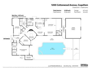 Photo 20: 1200 COTTONWOOD Avenue in Coquitlam: Central Coquitlam House for sale : MLS®# R2472001