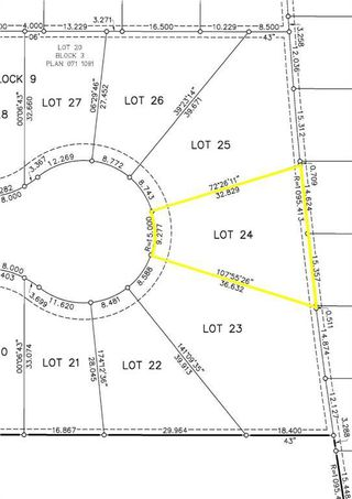 Photo 1: 7 Mcclung Gate: Carstairs Land for sale : MLS®# A1032729