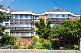 Photo 1: 109 1560 Hillside Ave in : Vi Oaklands Condo for sale (Victoria)  : MLS®# 858868