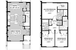 Photo 2: 15 Sundown Manor: Cochrane Semi Detached for sale : MLS®# A1050660