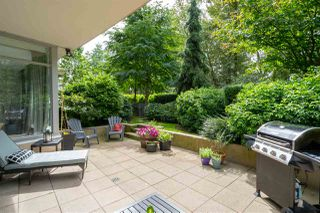"""Main Photo: 102 2133 DOUGLAS Road in Burnaby: Brentwood Park Condo for sale in """"Perspectives"""" (Burnaby North)  : MLS®# R2389166"""