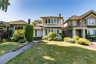 Photo 1: 2868 W 42ND AVENUE in Vancouver: Kerrisdale House for sale (Vancouver West)  : MLS®# R2192557