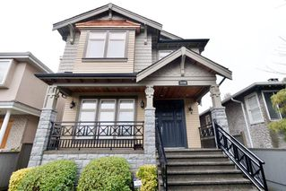 Main Photo: 8149 MONTCALM Street in Vancouver: Marpole House for sale (Vancouver West)  : MLS®# R2426570
