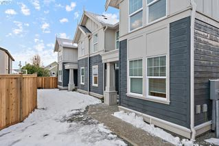 Photo 2: 1115 Lyall Street in VICTORIA: Es Saxe Point Half Duplex for sale (Esquimalt)  : MLS®# 420189