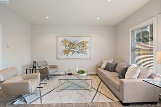 Photo 3: 1115 Lyall Street in VICTORIA: Es Saxe Point Half Duplex for sale (Esquimalt)  : MLS®# 420189